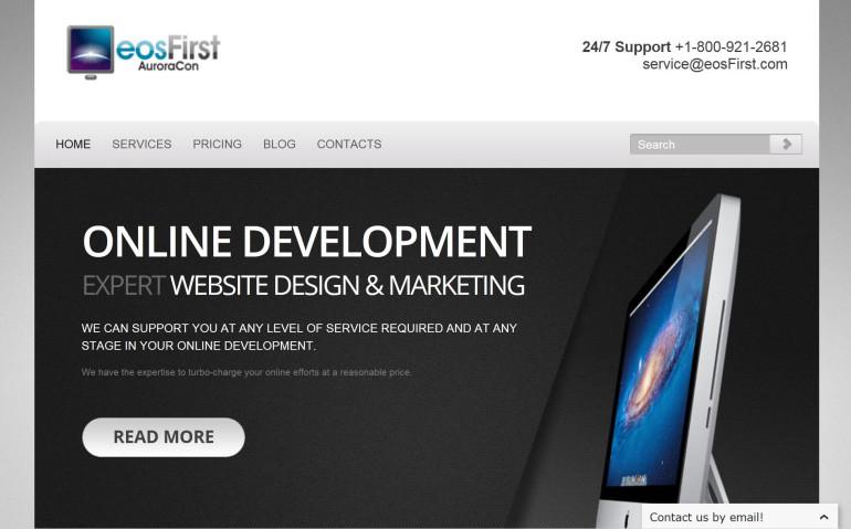 business-website-ef