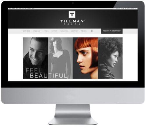 salon-website